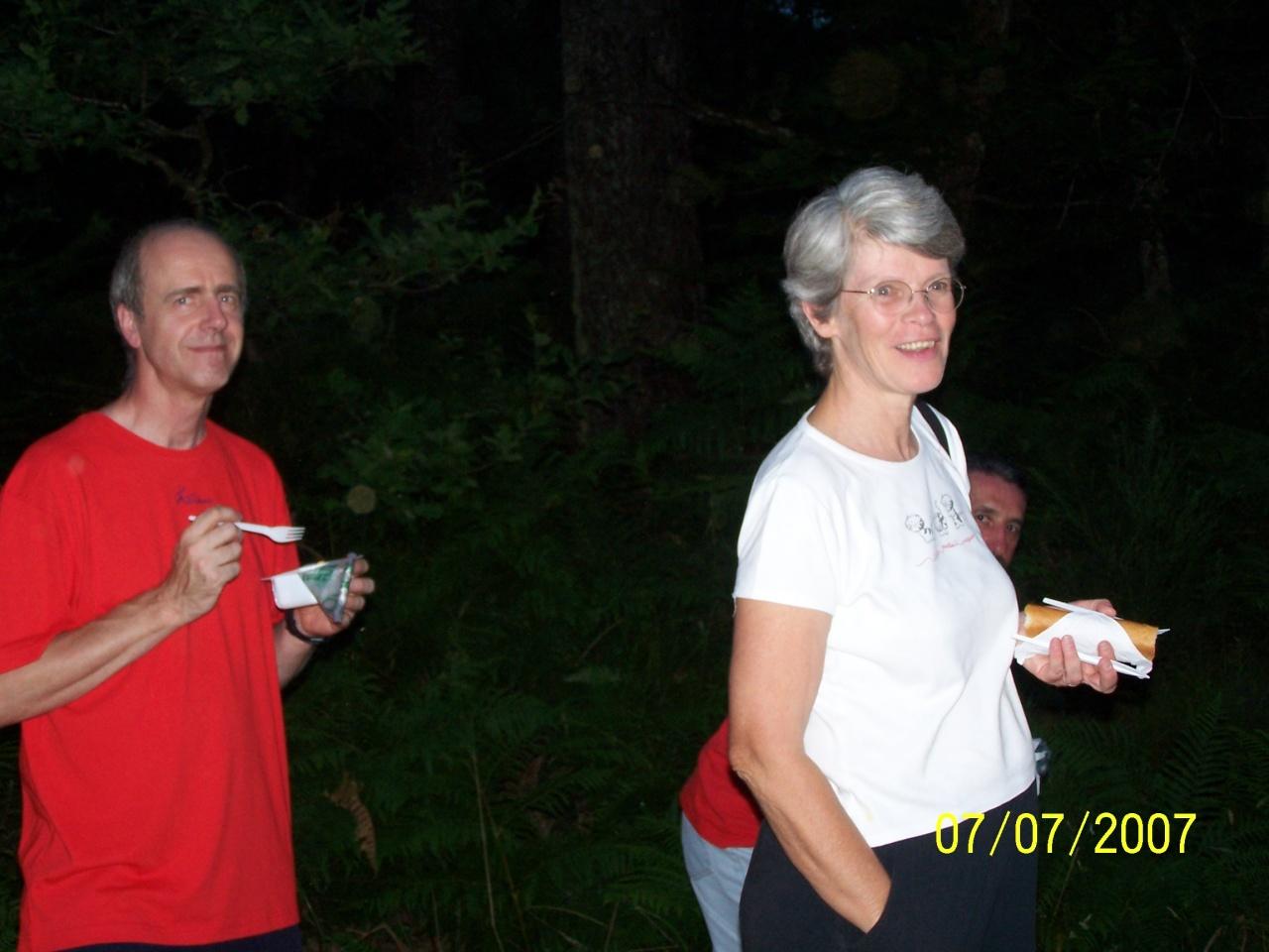 Marche nocturne 2008