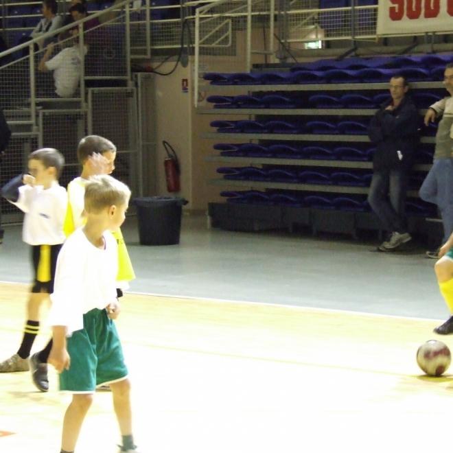 Futsal pitchouns
