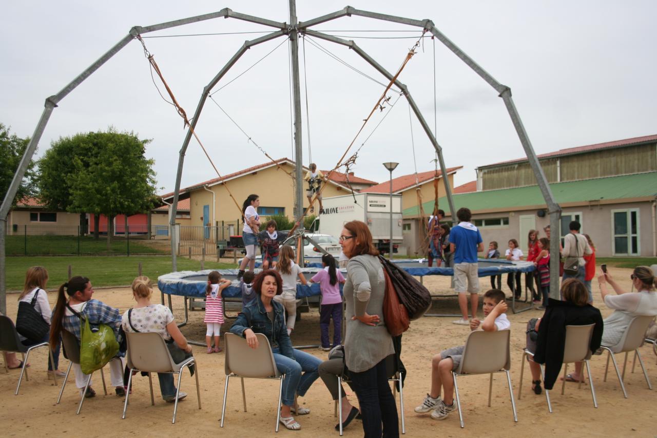 Fête foraine gratuite à Benquet