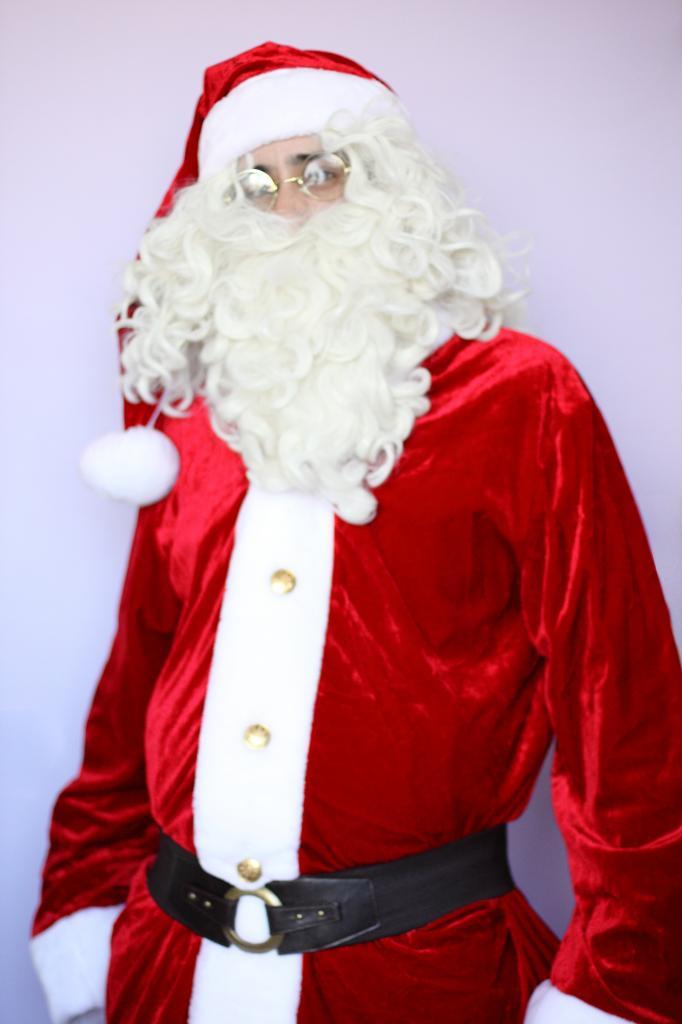 Le Père Noël en Pédiatrie et Néonat