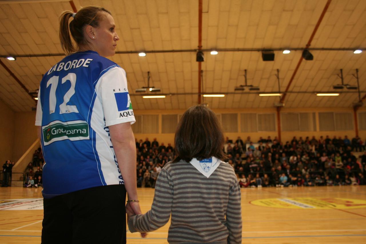 Lucie et Marion Laborde