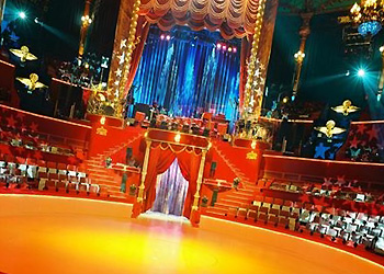 Noël 2012: sortie au cirque